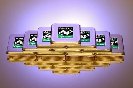 AMD 4 Çekirdekli Barcelona işlemcisi ve R600 Hakkında Konuştu
