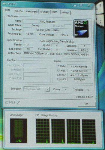 Computex 2008: AMD'nin 45nm Deneb işlemcileri için gözler Ekim ayında