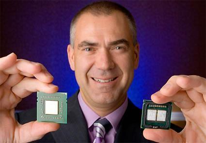 AMD: 45nm, DDR-3 ve Soket AM3 2008'de geliyor