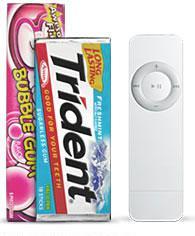 Apple'dan Flash diskli ucuz iPod Shuffle