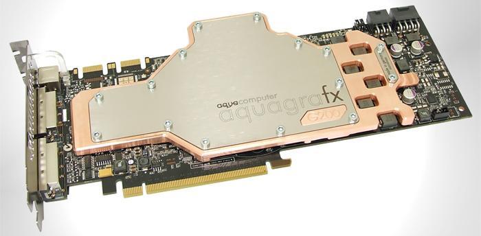 Aquacomputer'dan GeForce GTX 200 serisi için yeni su soğutma bloğu