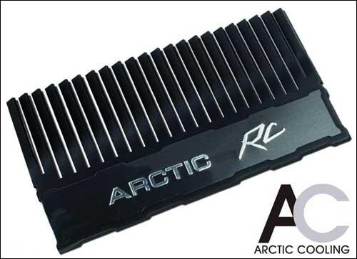 Arctic Cooling'den bellekler için yeni soğutucu; Arctic RC