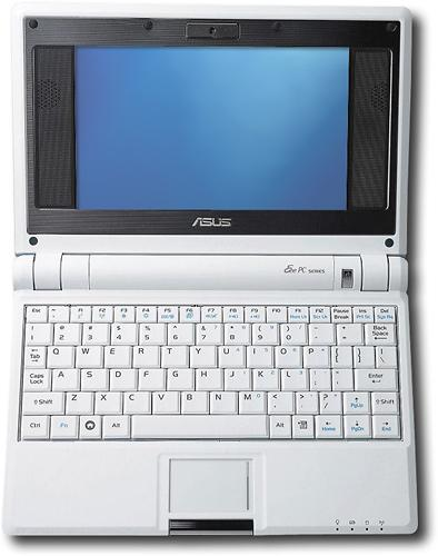 Windows XP'li Asus Eee PC, Best Buy'da kullanıma sunuldu