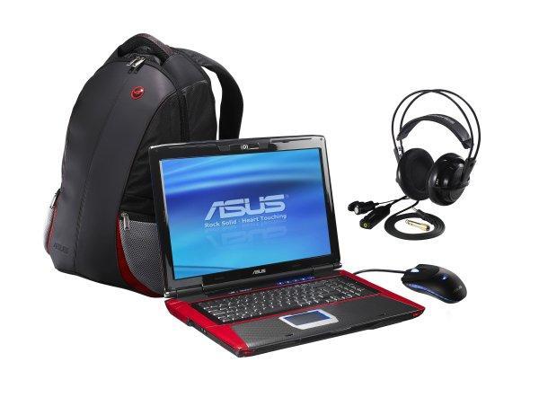 Asus G71 ile dizüstünde limitleri zorluyor; Dört çekirdekli işlemci, 1TB'lık disk alanı ve WiMAX