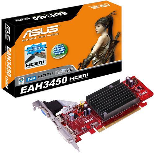 Asus'dan doğal HDMI desteği sunan yeni ekran kartı