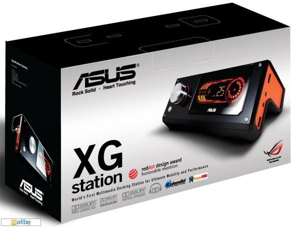 Asus'dan mobil oyuncular için iki yeni çözüm; G70S ROG ve XG Station