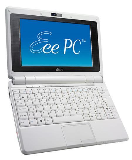 Asus Eee PC 904: Daha büyük klavye ve daha rahat kullanım