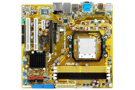 Asus'dan AMD işlemciler için M2N-VM HDMI