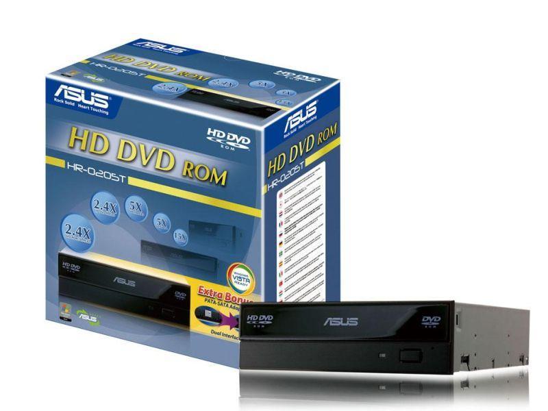 Asus'dan sessizlik odaklı yeni HD DVD sürücü