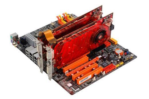 Catalyst 8.7 sürücüsü ile birlikte HD 3800 ve HD 4800 serileri birlikte kullanılabilir