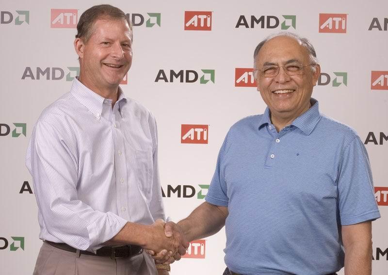 AMD-ATi ile ilgili 3 yeni haber