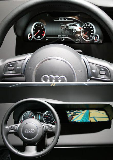 Futuremark Audi Q5 için 3 boyutlu arayüz geliştirdi