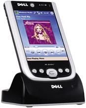 Dell Axim X50v ilk 3D Grafik çipli PocketPC