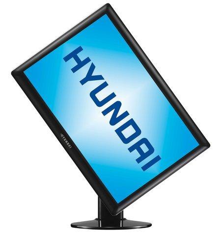 Hyundai 24' boyutundaki yeni LCD monitörü W241D'yi kullanıma sunuyor