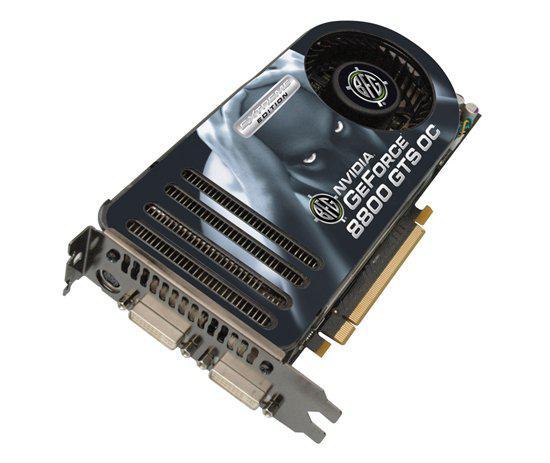 G92 tabanlı GeForce 8800GTS 3 Aralık'ta geliyor