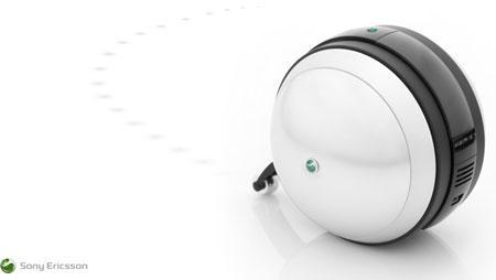 SonyEricsson'dan dünyanın ilk bluetooth ile kablosuz uzaktan kumandalı kamerası ; ROB-1