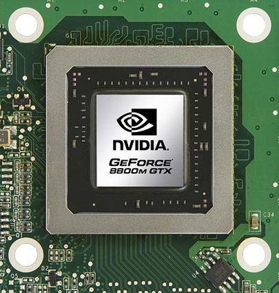 Nvidia'dan yeni grafik işlemciler; GeForce 8800M GTS ve 8800M GTX