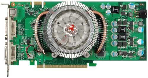 Biostar'dan özel soğutuculu yeni bir GeForce 9600GT