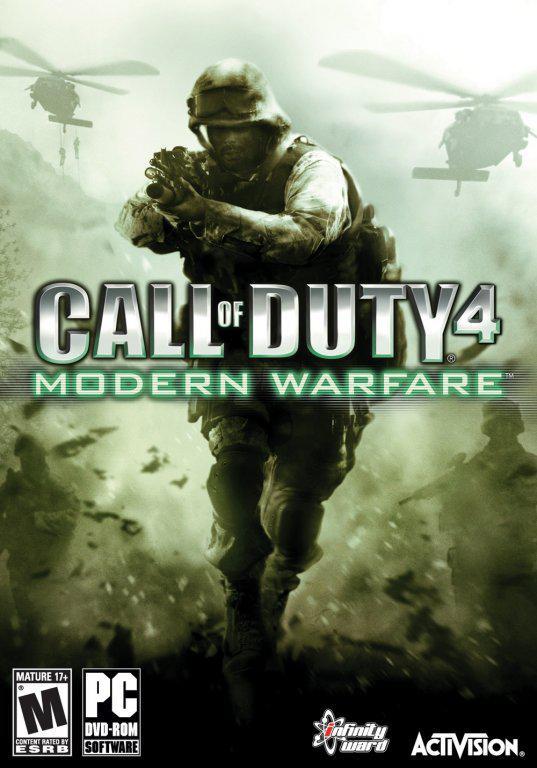 Nvidia'dan COD4 Modern Warfare için 4 yeni ücretsiz harita