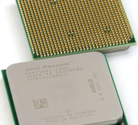 AMD B3 revizyonlu yeni Phenom işlemcilerini duyurdu - Yeni modeller ve performans değerlendirmesi