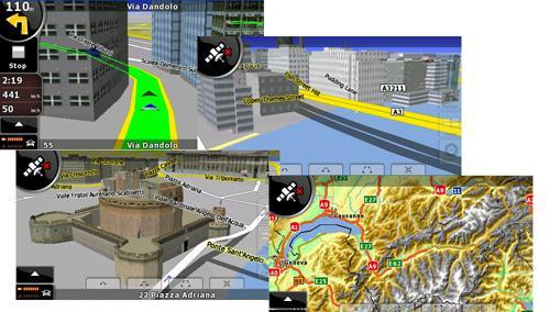 Clarion'dan iki yeni kişisel GPS ünitesi geliyor