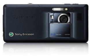 Yeni Sony Ericsson K810i