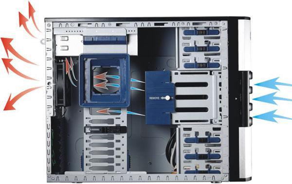 Cooler Master iTower 930; oyunculara yönelik kasa tasarımıyla, sunucu fonksiyonları bir arada