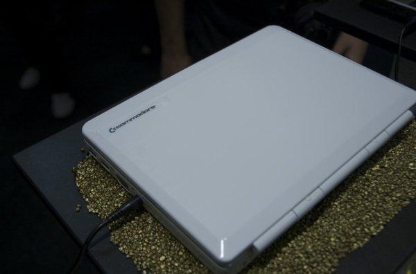 Commodore da netbook pazarına giriyor