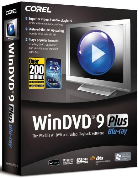 Corel'in WinDVD yazılımı Radeon HD 4800 serisine destek sunuyor