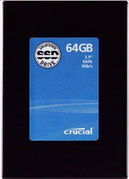 Crucial 32GB ve 64GB'lık yeni SSD'lerini duyurdu