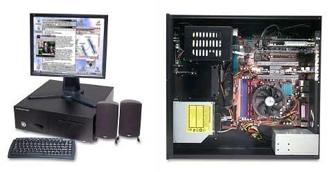 Oturma odanızda ihtiyaç duyabileceğiniz multimedya seçenekleri ve eğlence bir arada Alienware DHS-5