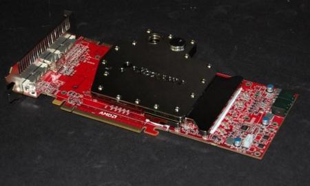 Diamond'dan Radeon HD 4870 X2 - XOC³ H2O Edition geliyor