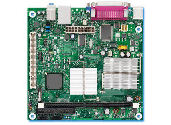 Intel'in 4 watt'lık Diamondville işlemcileri ikinci çeyrekte geliyor