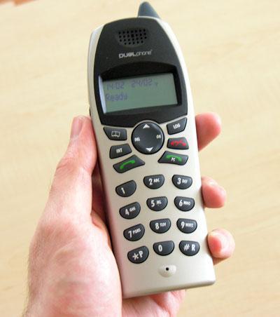 DUALphone,  kablosuz Skype ve sabit telefon aynı anda tek cihazda