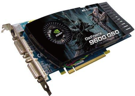 ECS GeForce 9600GSO modelini duyurdu