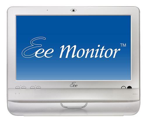 Asus Eee Monitor'un görsel ve bazı detayları ortaya çıktı