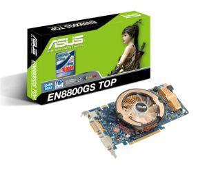 Nvidia'nın orta segmentteki yeni silahı  GeForce 8800GS servis edilmeye hazır