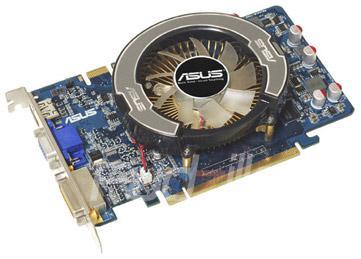 Asus'dan GeForce 9500GT TOP  ve GeForce 9500GT OC modelleri geliyor