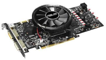 Asus'dan GeForce 9600GT Black Pearl geliyor