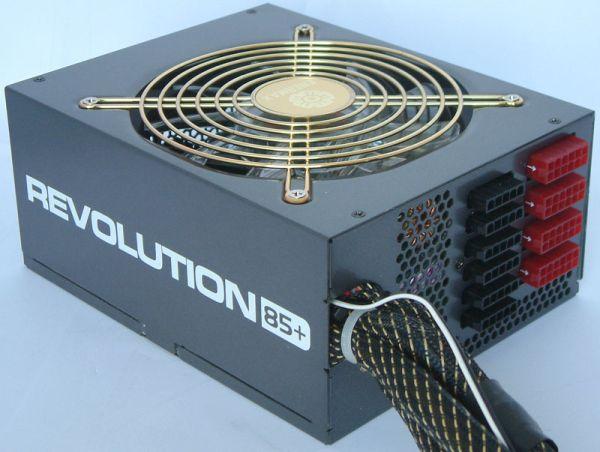 Enermax'dan Revolution 85+ serisi yeni güç kaynakları geliyor