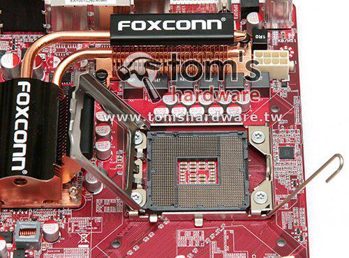 Nehalem'e doğru: Foxconn'un X58 yonga setli yeni anakartı Renaissance