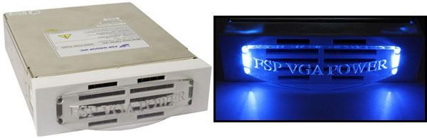 FSP'den ekran kartlarına özel ek güç kaynağı ; FSP VGA Power