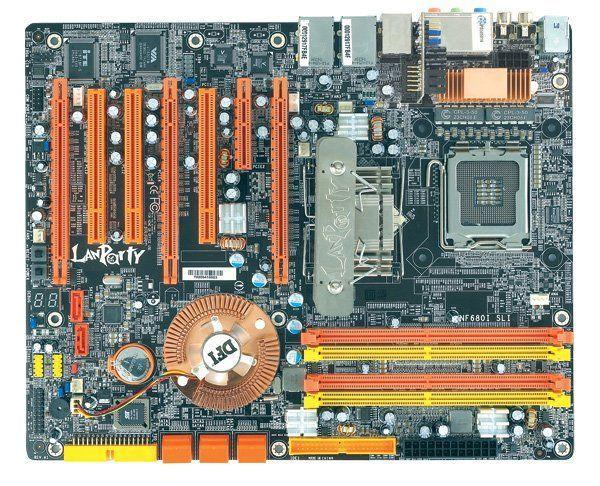 DFI bombayı patlattı: Yeni LanParty UT NF680i LT SLI-T2R (nForce 680)