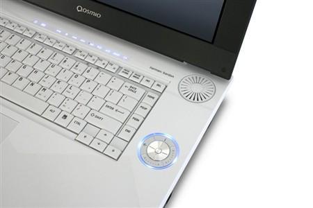 Toshiba Qosmio G40: Santa Rosa ve DirectX 10 birarada