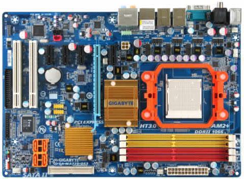 Gigabyte'dan AMD Phenom için 770-DS3
