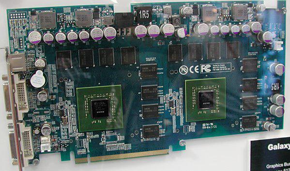 Nvidia'dan R600'e doğum hediyesi: GeForce 8800Ultra ve 8950GX2