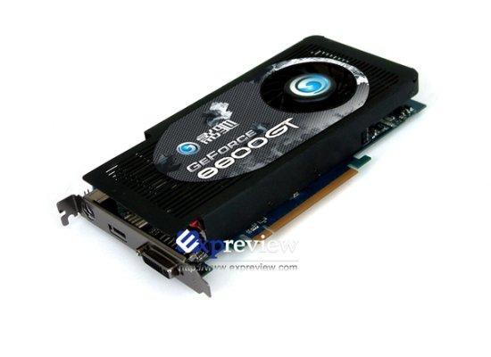 Galaxy'den HDMI desteği ile öne çıkan farklı GeForce 8800GT