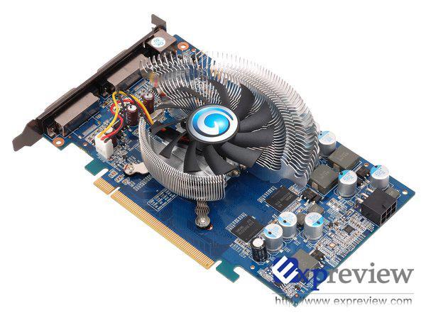 Galaxy'nin GeForce 9500GT ve 9800GT modelleri hazır