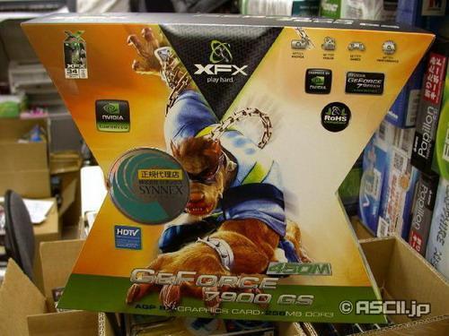 Nvidia'dan AGP'ye taze kan ve XFX'den GeForce 7900GS AGP