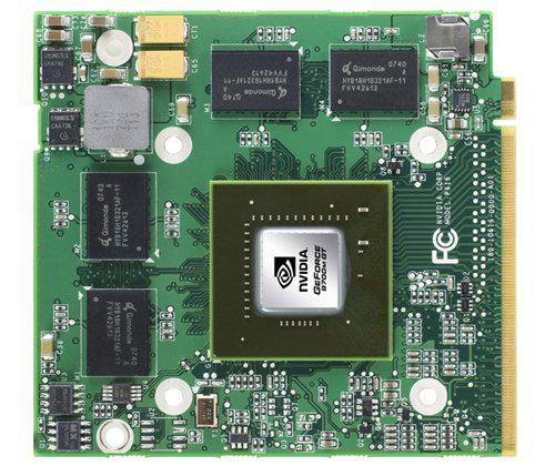 Nvidia GeForce 9700M ve 9800M serisi GPU'larıyla mobil oyunculara sesleniyor